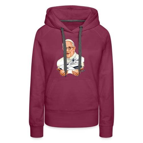 Pape et le soulier de lumière . Design by Zdelp - Sweat-shirt à capuche Premium pour femmes