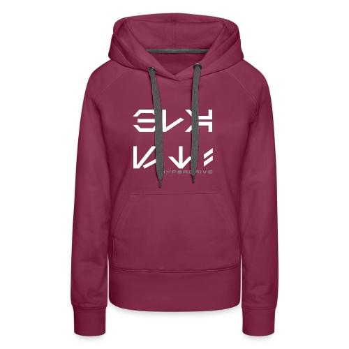 Blast ! - Sweat-shirt à capuche Premium pour femmes