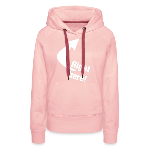 Where is your GOD now? - Frauen Premium Hoodie