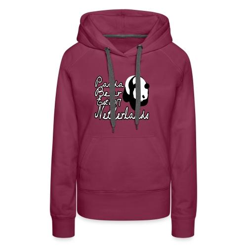 Panda's Rhenen - Vrouwen Premium hoodie
