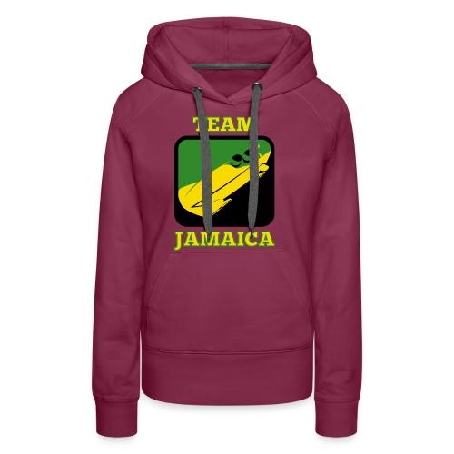 bob team jamaica cool runnings - Frauen Premium Hoodie