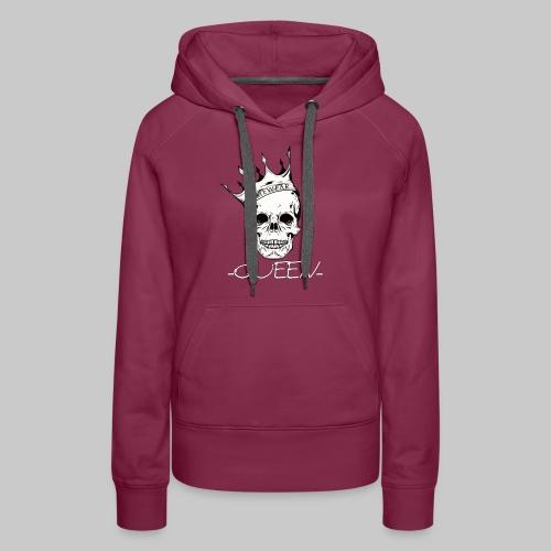 #Bestewear - Queen - Frauen Premium Hoodie