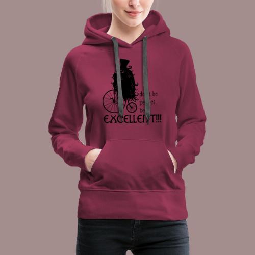 Excellent2 - Frauen Premium Hoodie