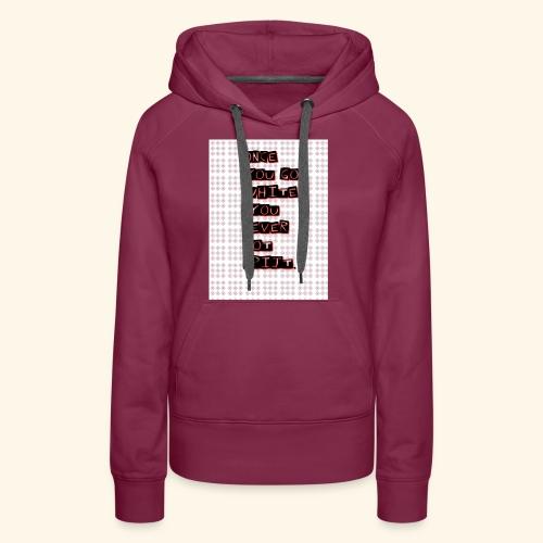 IMG 20190112 191143 - Vrouwen Premium hoodie