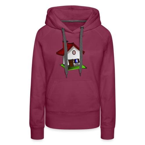 Haus - Frauen Premium Hoodie