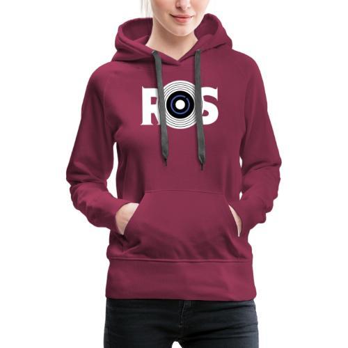 Collection 1 R.O.S Events - Sweat-shirt à capuche Premium pour femmes