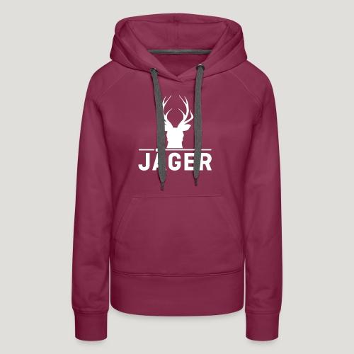 Jäger! Jäger Shirt Jaeger - Frauen Premium Hoodie
