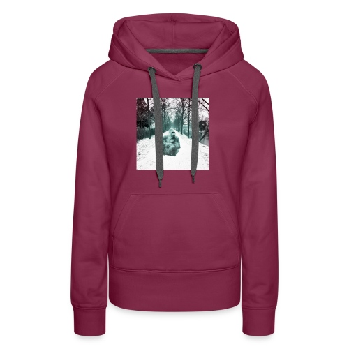 City Winter Jungle - Frauen Premium Hoodie