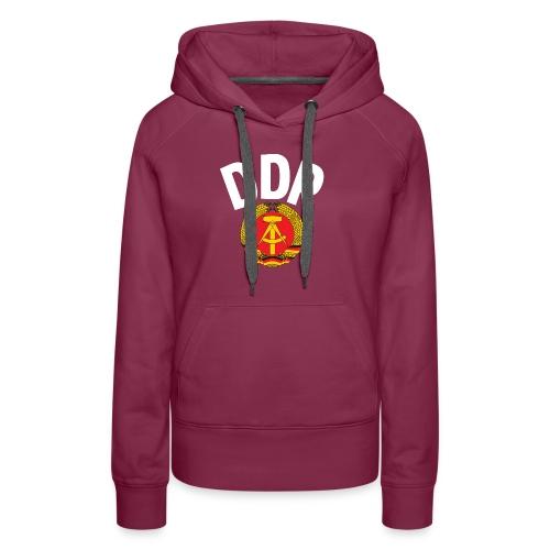 DDR - German Democratic Republic - Est Germany - Women's Premium Hoodie