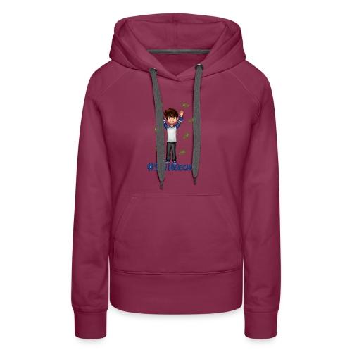 #SoyHelecho - Sudadera con capucha premium para mujer