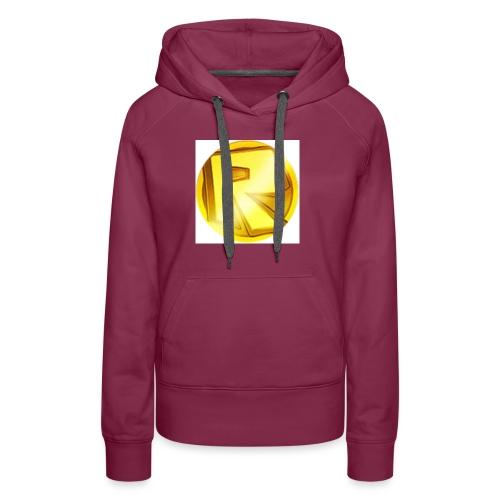 Razzerzlogoshirt - Women's Premium Hoodie