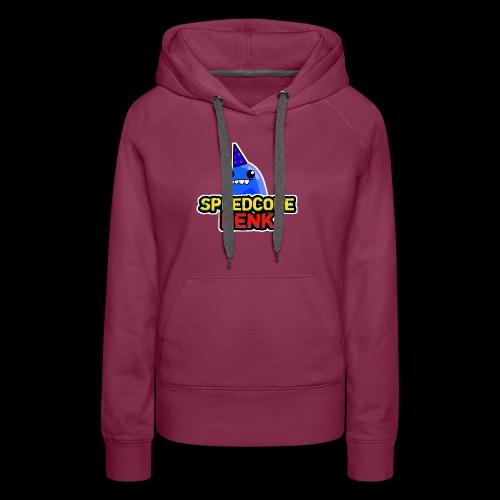 Speedcore Henk Logo 2017 - Vrouwen Premium hoodie