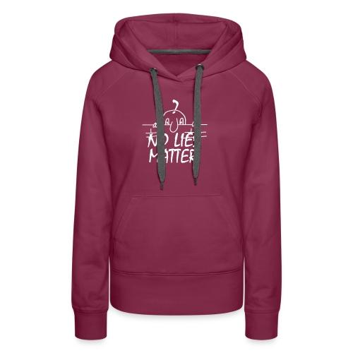NO LIES MATTER - Women's Premium Hoodie