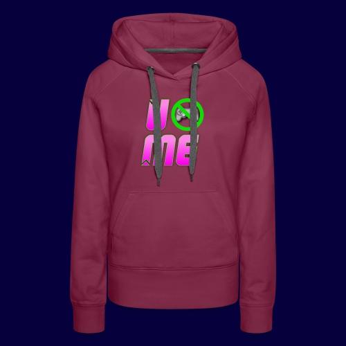 U can't play Me pink (LIMITIERTE ZEIT) - Frauen Premium Hoodie