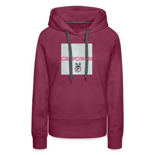 Girl Power! - Women's Premium Hoodie