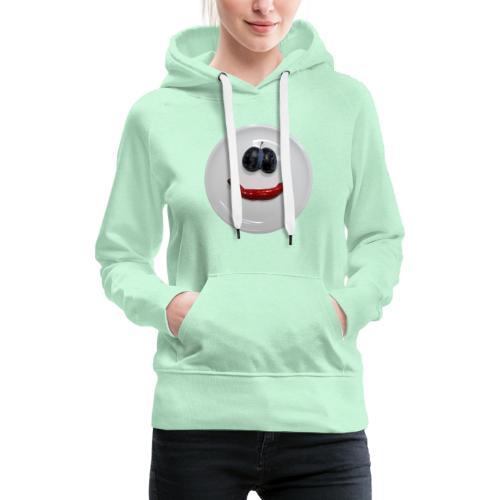 TIAN GREEN - Hot Smile - Frauen Premium Hoodie
