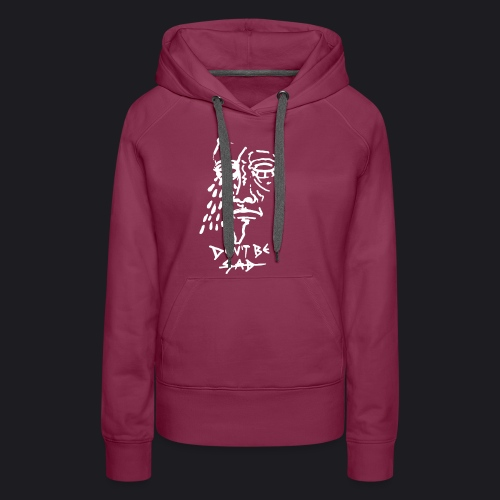 DONT BE SAD pic - Frauen Premium Hoodie