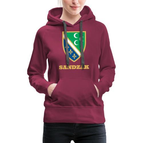 sandzak - Frauen Premium Hoodie