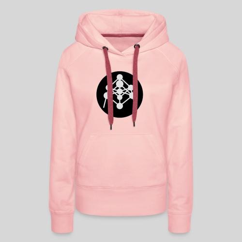 Atomium - Sweat-shirt à capuche Premium pour femmes