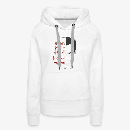 dark side of a fairytale - Vrouwen Premium hoodie