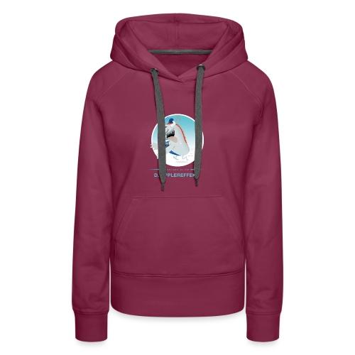 D. Opplereffekt - Frauen Premium Hoodie
