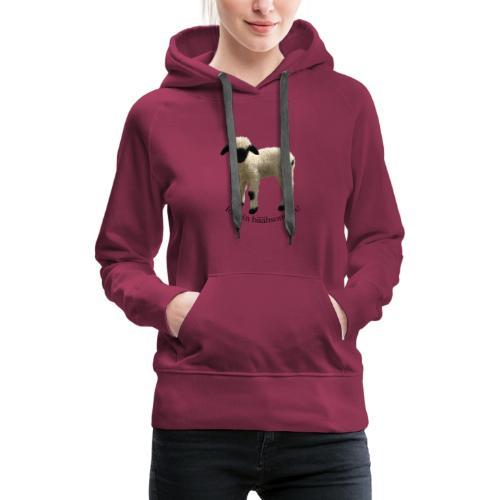Bäähsonders - Frauen Premium Hoodie