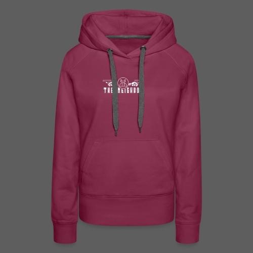 cool png 4k - Vrouwen Premium hoodie