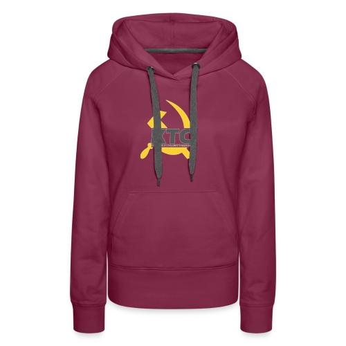 kto communism shirt - Premiumluvtröja dam