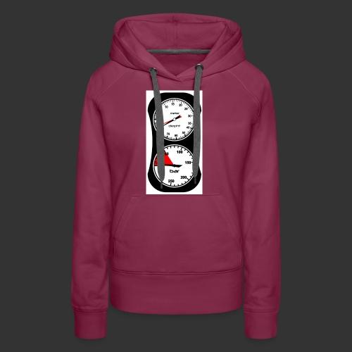 Final Look - Frauen Premium Hoodie