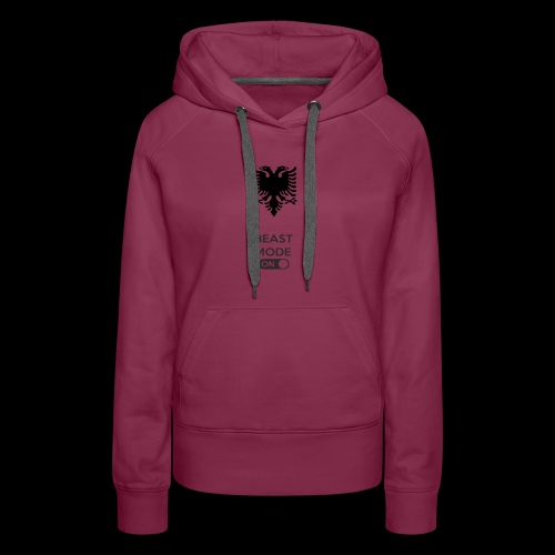 ALBANIA - Frauen Premium Hoodie