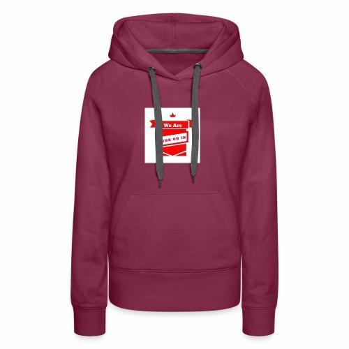 RUSHONIN Logo - Women's Premium Hoodie