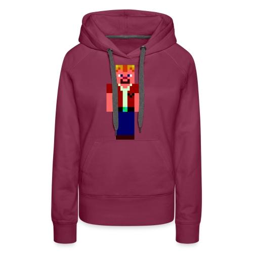 Hermandelul 4 png - Vrouwen Premium hoodie