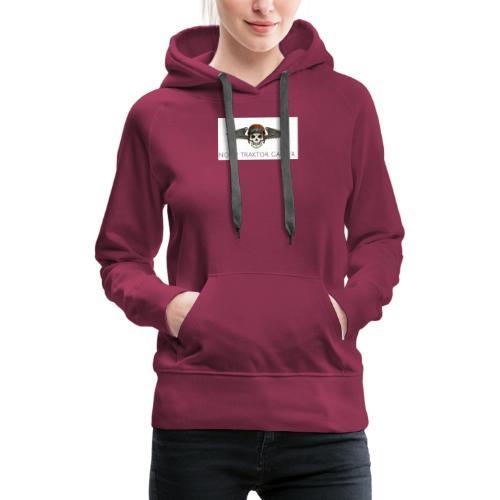 IMG 20190925 153201 - Felpa con cappuccio premium da donna
