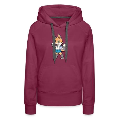 Tshirt3 png - Frauen Premium Hoodie