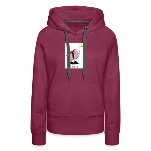 duck 31 - Sweat-shirt à capuche Premium pour femmes
