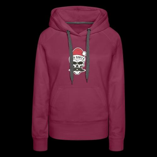 God Save Xmas - Sweat-shirt à capuche Premium pour femmes