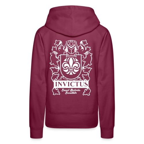 Invictus - Premiumluvtröja dam