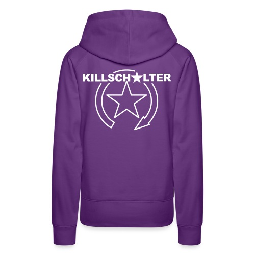 KILL SWITCH Logo 0KS02 W - Women's Premium Hoodie