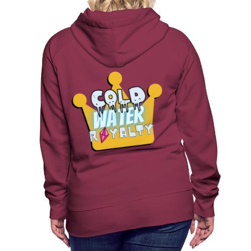 Cold Water Royalty - Women's Premium Hoodie