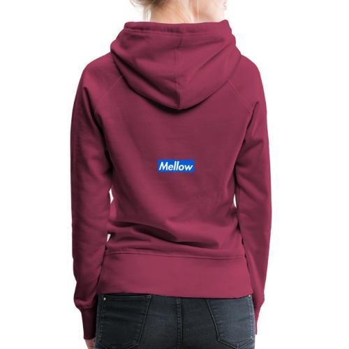 Mellow Blue - Women's Premium Hoodie
