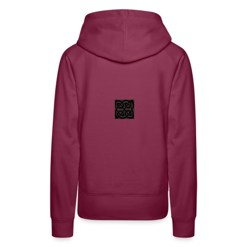 Escape from the Labyrinth 2 - Sudadera con capucha premium para mujer