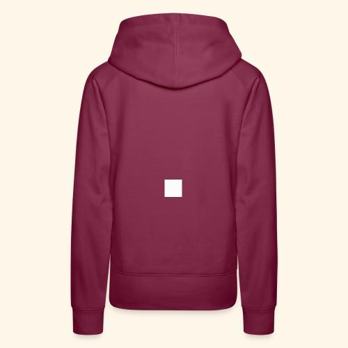 special - Sweat-shirt à capuche Premium pour femmes
