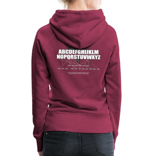 The Quest - thanks for watching - Frauen Premium Hoodie
