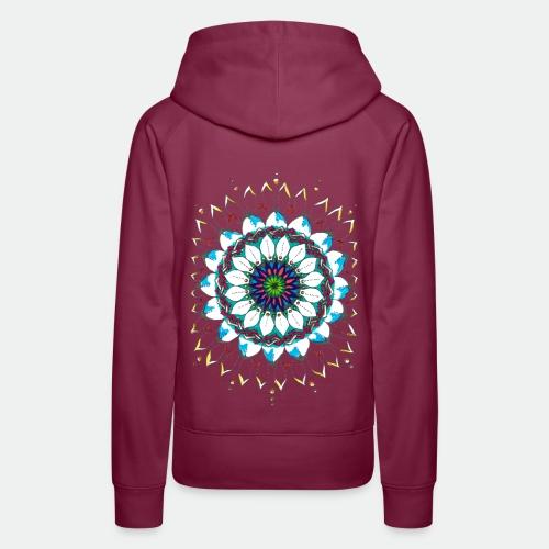 Flower Mandala 2016 - Women's Premium Hoodie