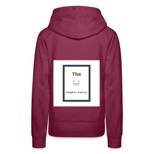 The Pumpkin Family Logo Shirts - Women's Premium Hoodie
