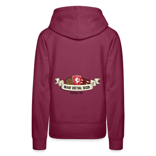 C jcM7oXkAAvjVT - Vrouwen Premium hoodie