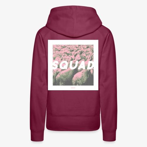 SQUAD #01 - Frauen Premium Hoodie