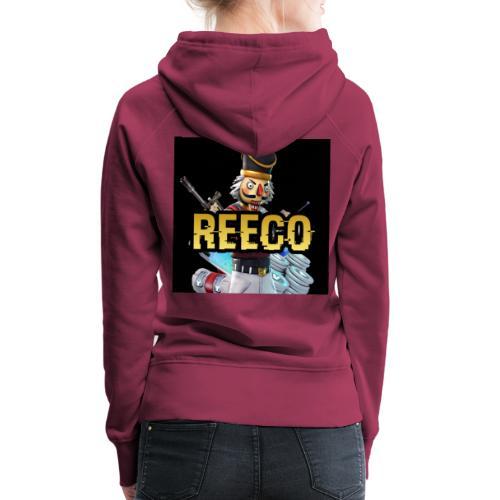 ReecoArmy - Frauen Premium Hoodie