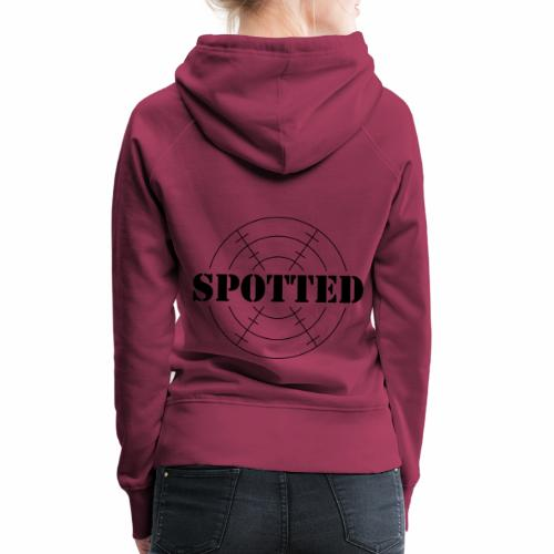 SPOTTED - Women's Premium Hoodie