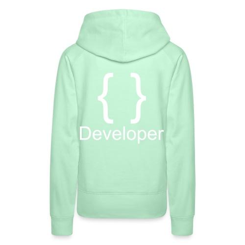 Developer - Frauen Premium Hoodie